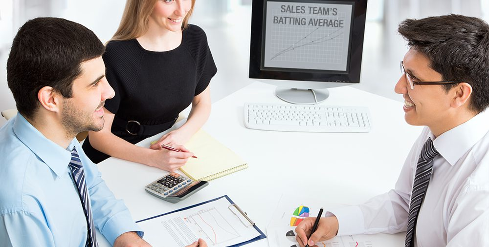 Do You Know Your Sales Team's Batting Average?