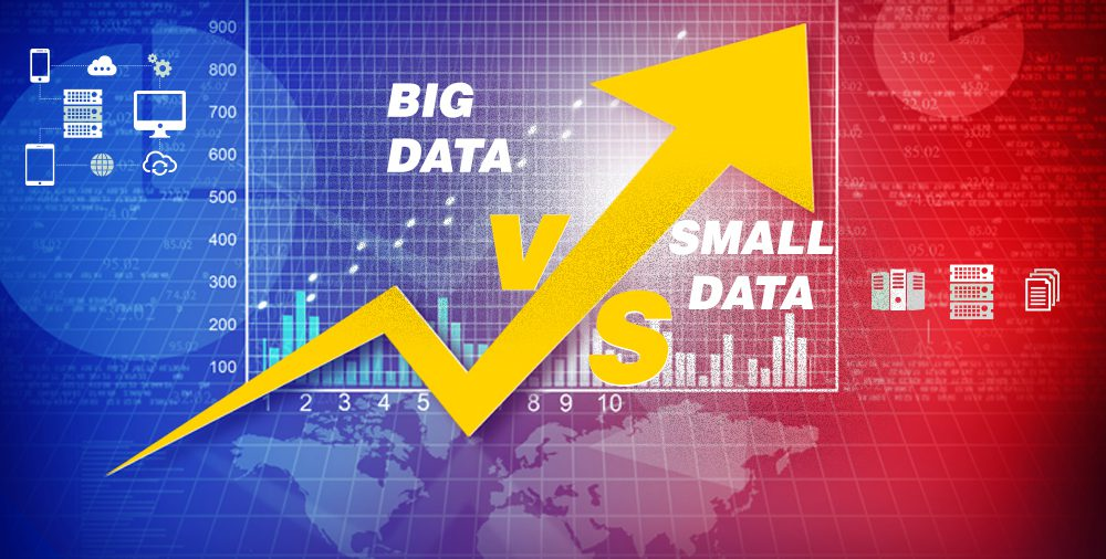 Big Data vs. Small Data – What's the Difference?