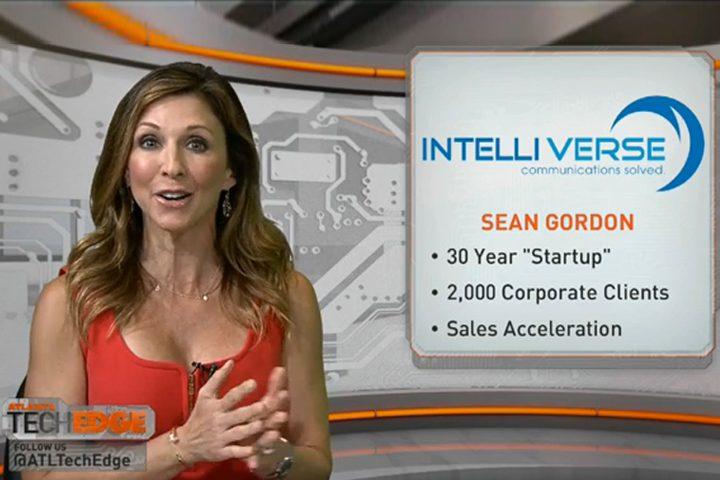 Intelliverse on Atlanta Tech TV Show Further Proves City's Tech Edge
