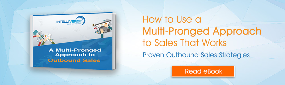 multi pronged approach to sales ebook