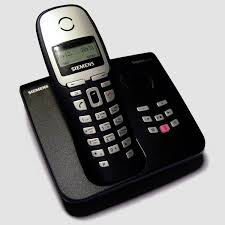 a phone with caller id