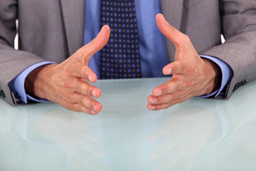 When You Finally Meet: Body Language for Sales People