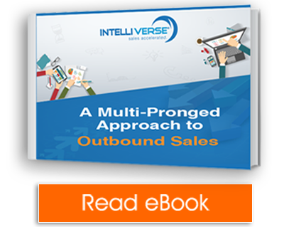 Outbound Sales Free eBook.