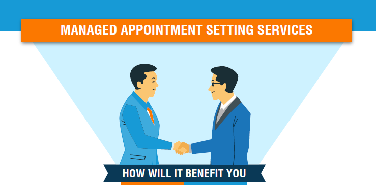 Managed Appointment Setting Services Infographic