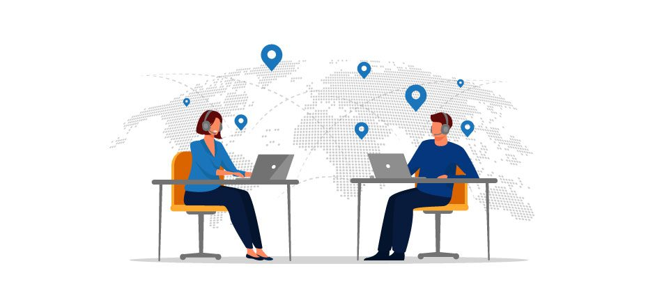 5 Reasons why Local Presence Dialing is essential for your Sales Teams